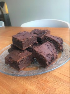 recept zwarte bonen brownie